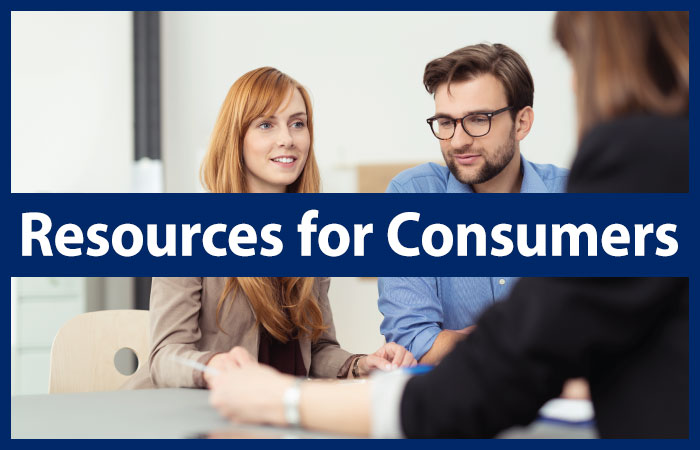 Resources for Consumers